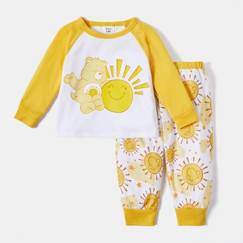 Care Bears Sunshine Smile Cotton Sets For Baby