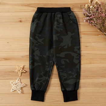 Baby / Toddler Camouflage Casual Pants