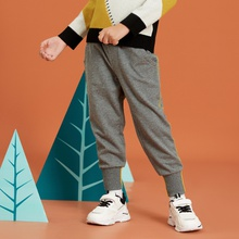 Baby / Toddler Sporty Solid Casual Pants