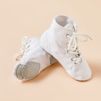 Kid Solid Soft Dancing Shoes