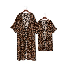 Leopard Cover Up for Mommy and Me