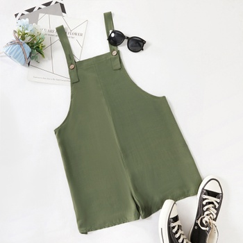 Pretty Casual Loose-fit Jumpsuit