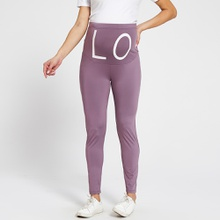 Maternity Casual Letter leggings
