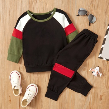 2-piece Baby / Toddler Striped Top and Pants Set