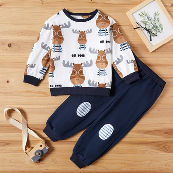 Toddler Boy Deer Sets