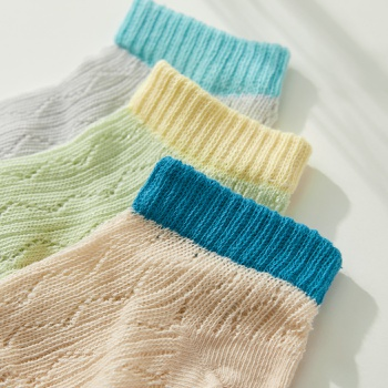 3-pack Baby / Toddler / Kid Breathable Knitted Socks