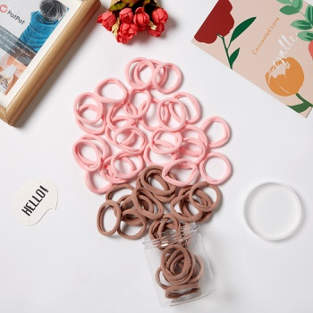 High Elastic Hair Ring for Mommy and Me