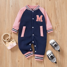 Baby Girl Sports Jumpsuit