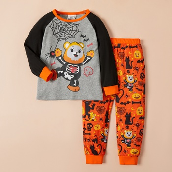 Care Bears Scary Bear Top and Bottom Set