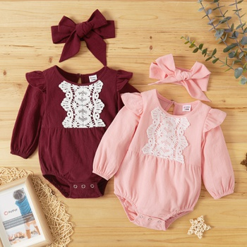2-piece Cotton Set for Baby