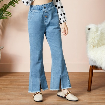 Fashionable Flare-Trousers Jeans