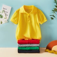 Fashionable Kid Boy Casual Polo Shirt