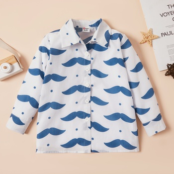 Toddler Boy Casual Shirt