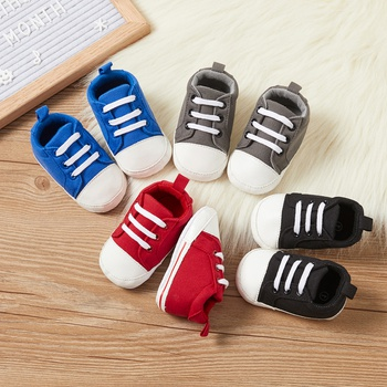 Baby / Toddler Casual Canvas Prewalker Shoes