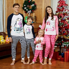 Care Bears Yeti and Penguin Winter Family Pajamas(Flame Resistant)