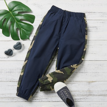 Toddler Boy  Camouflage Casual Sweatpants