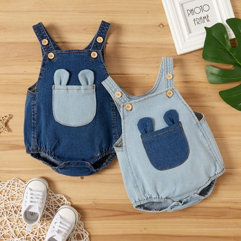1pc Baby Unisex Cotton casual Rompers & Bodysuits