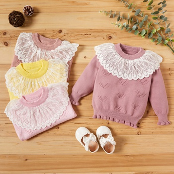 Baby Girl Sweet Sweaters