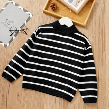 Baby / Toddler Striped Long-sleeve Sweater