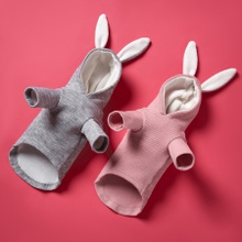 Rabbit Ears Hoodie for Your Pet